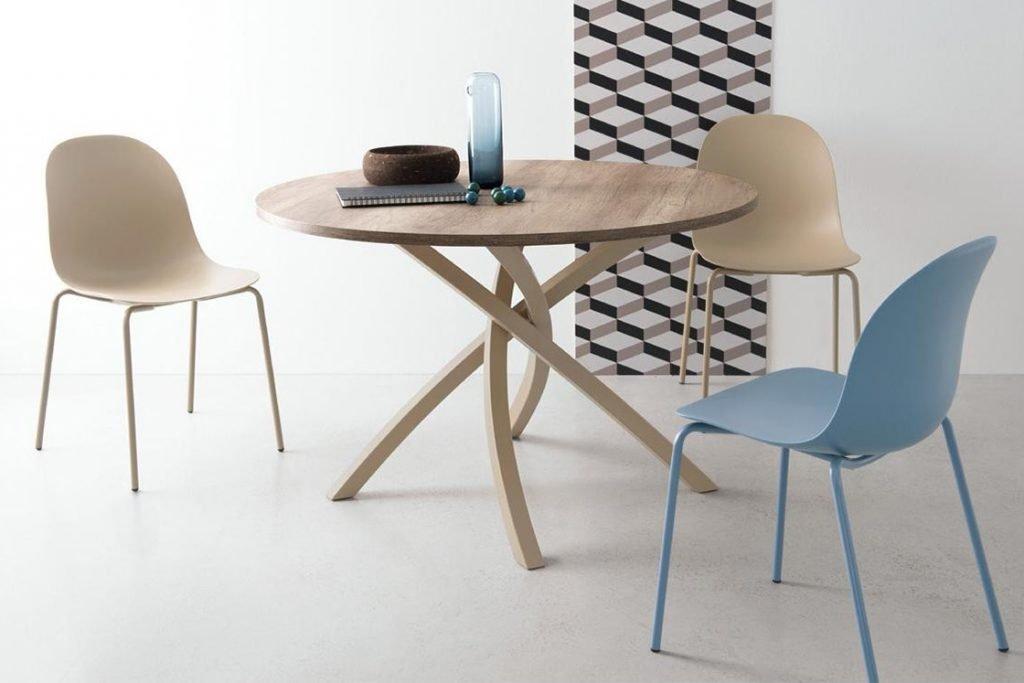 Gislon arredamenti tavoli e sedie connubia sesto san for Gislon arredamenti